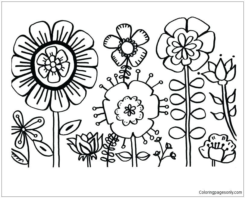 813x656 Coloring Pages I Love Summer Coloring Page Summer Coloring Sheets