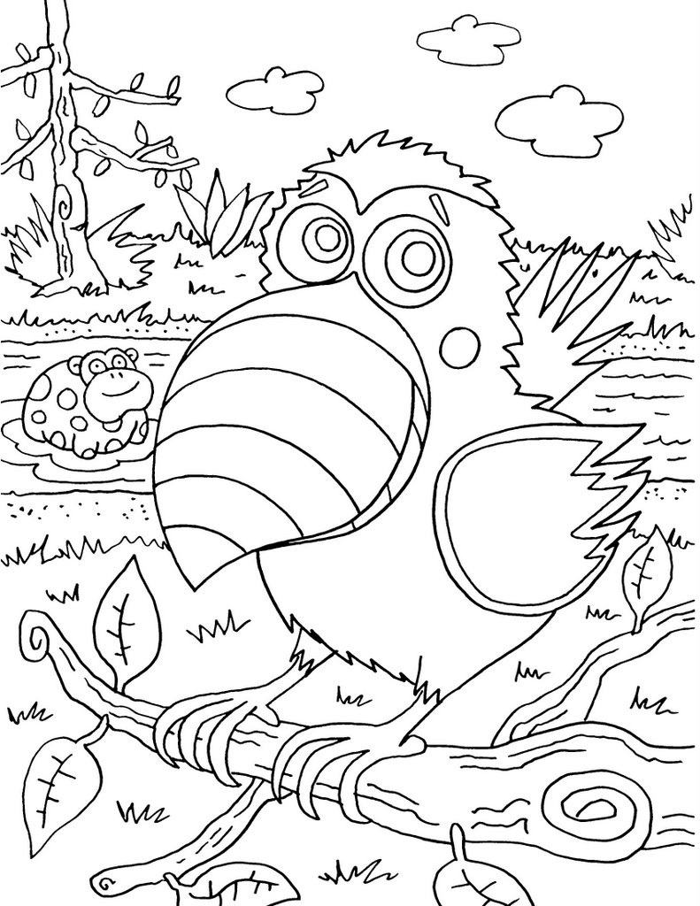 791x1024 Free Summer Coloring Pages Best Of Summer Coloring Pages For Older