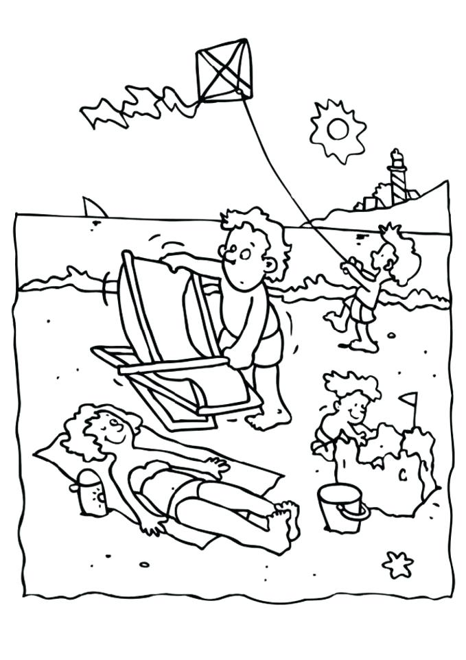 679x962 Free Summer Coloring Pages Summery Summer Coloring Pages Lots