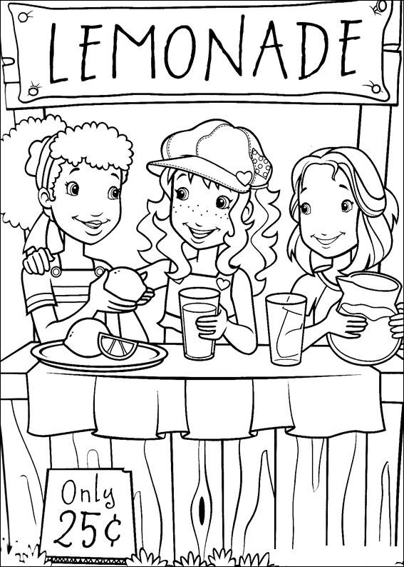 567x794 Summer Coloring Pages For Older Kids Printable Coloring Pages