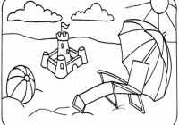 200x140 Summertime Coloring Pages Printable Summertime Coloring Sheets