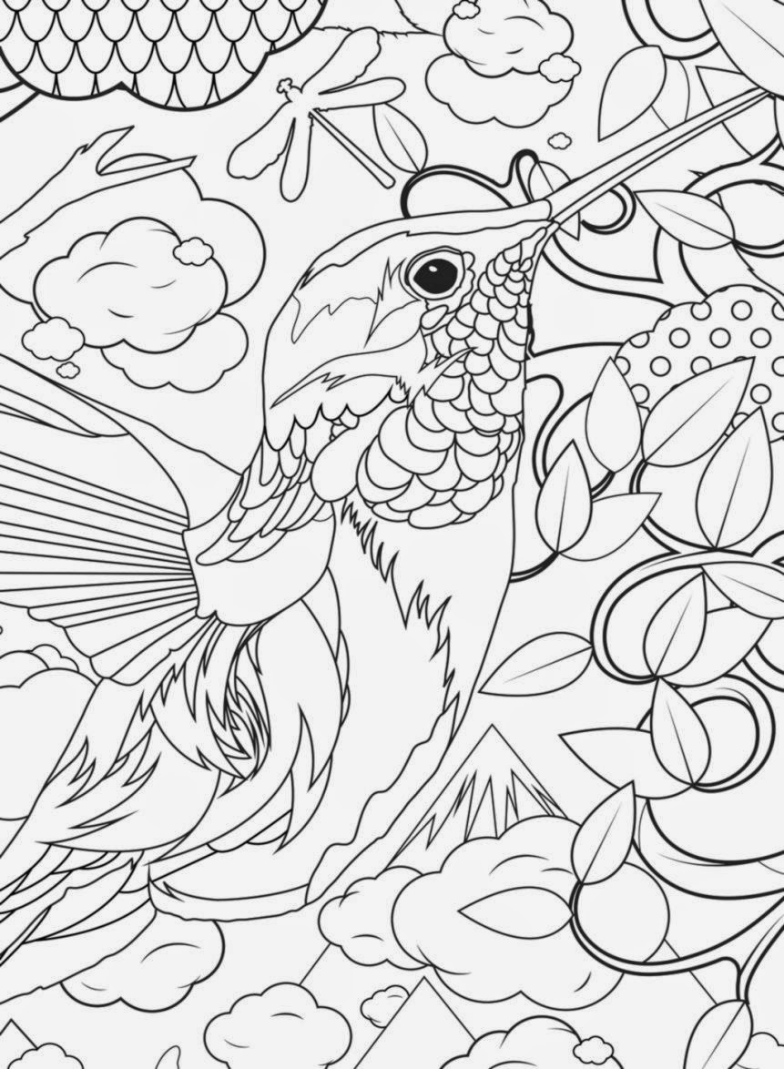 861x1174 Coloring Pages For Older Kids Together With Color Of Animals