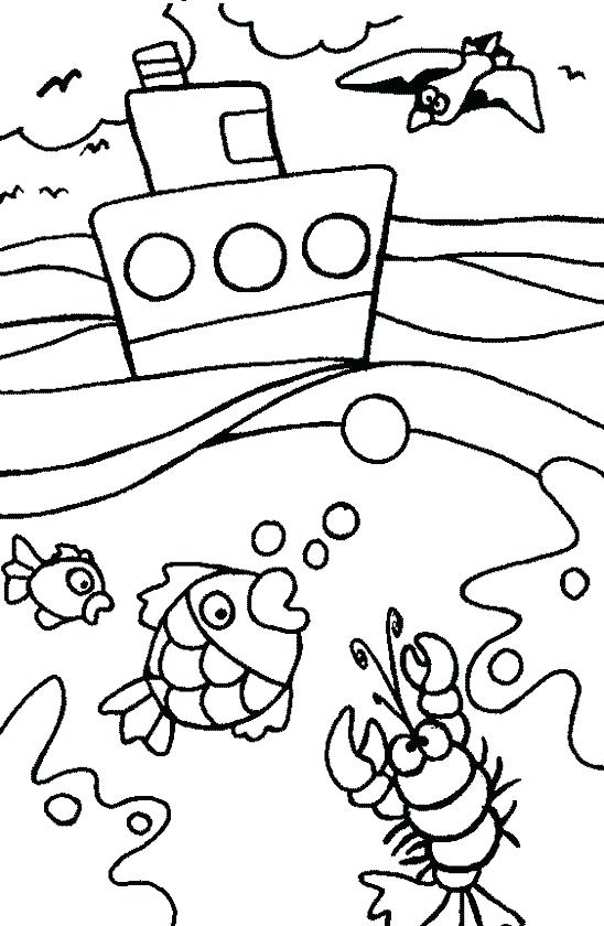 548x840 Summer Coloring Page Coloring Sheets For Summer Outstanding Summer