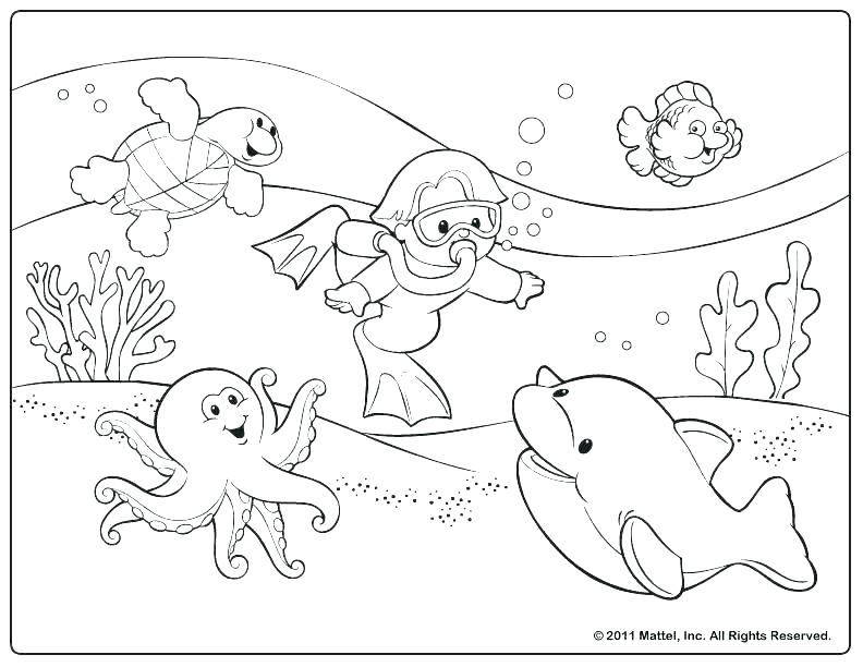 792x612 Summer Coloring Page Summer Coloring Pictures Coloring Page Summer