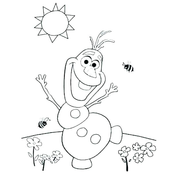 Free Summer Coloring Pages Coloring Page Free Printable Summer ... | 618x618