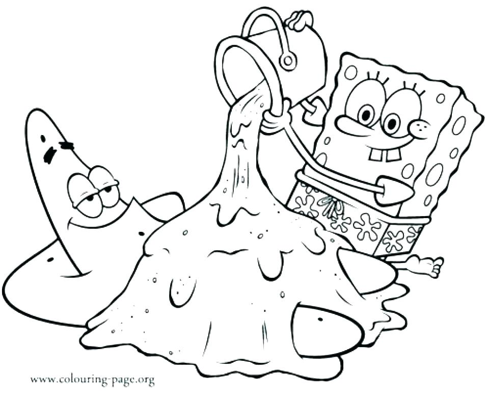 960x781 Summer Coloring Pages Printable