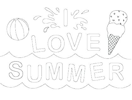 420x320 Summer Coloring Pages Printable Summer Safety Coloring Pages Fresh