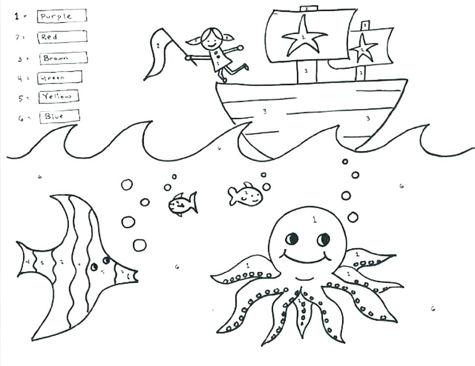 970x749 Beach Coloring Page Beach Coloring Page Summer Coloring Sheets