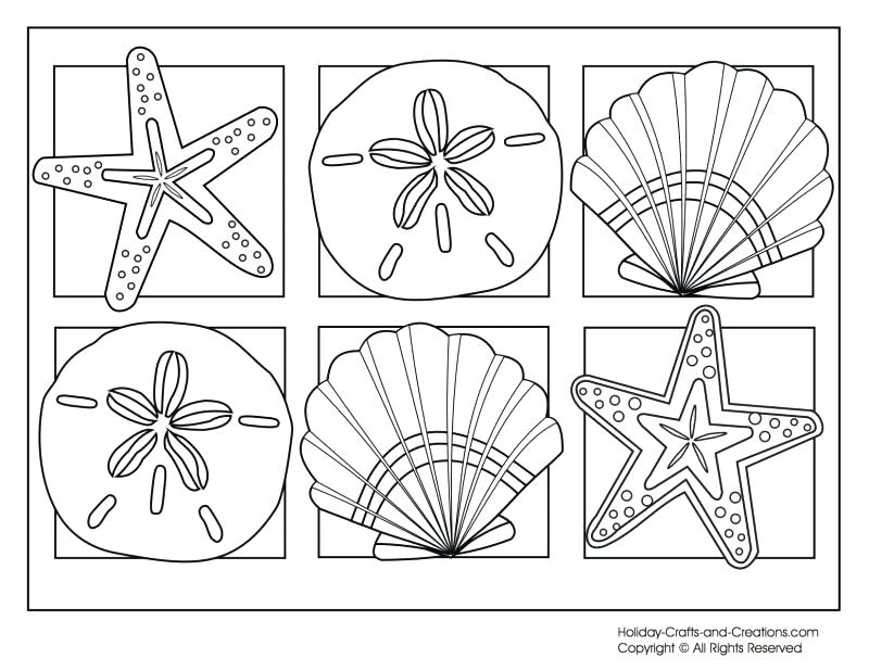800x618 Cool Free Summer Coloring Pages For Kids Summer Free And Beach