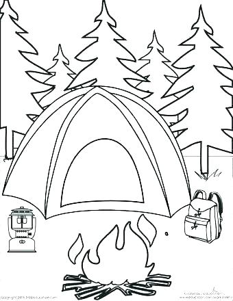 340x440 Vacation Coloring Pages Coloring Pages Summer Season Coloring