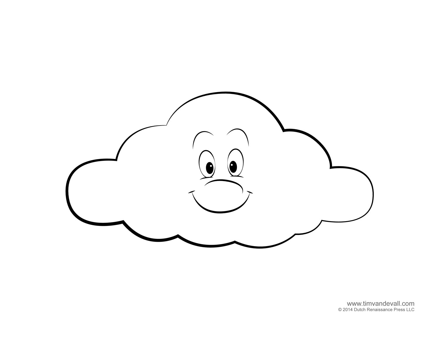 1500x1159 Scarce Coloring Pages Of Clouds Page Vector Graphic A Sun And Snow