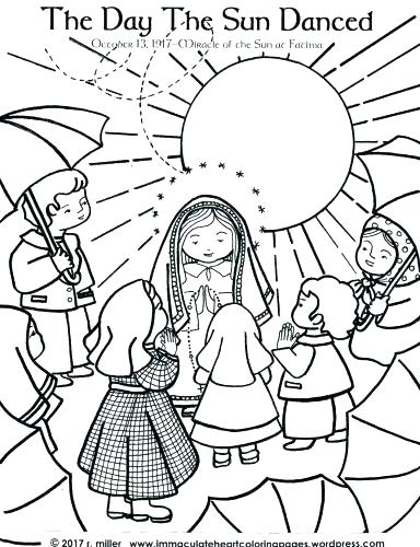 384x500 Sun And Moon Coloring Pages Sun And Moon Coloring Pages Medium