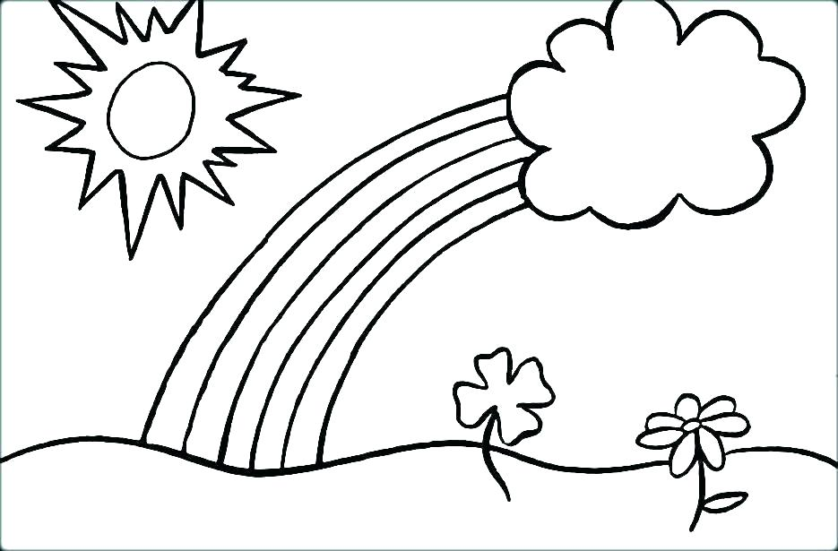 935x615 Sun Coloring Pages Coloring Pages Sun Sun Color Page Sun Coloring