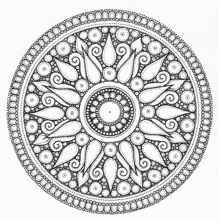 736x747 Sun Mandala Coloring Page Lovely Best Mandala Art Images