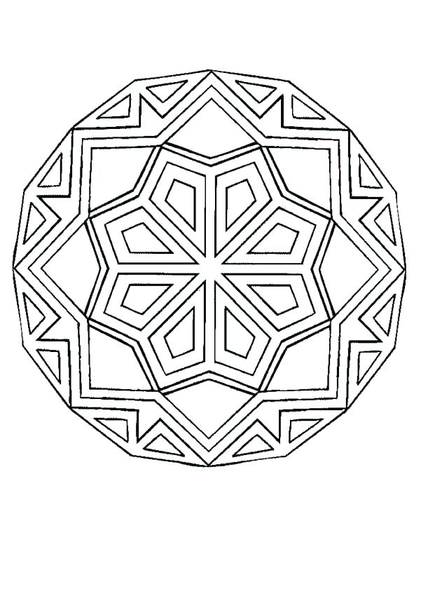 601x850 Floral Moon Coloring Page Design Ms Adult Coloring Pages Moon