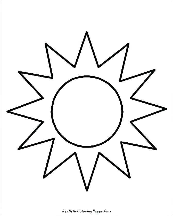 671x836 Sun Coloring Page Sun Coloring Page Sun Picture To Color Great Sun