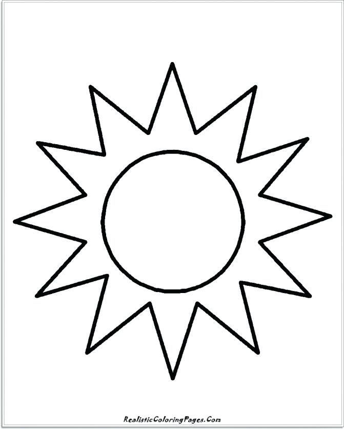 671x836 Sun Coloring Page Pages And Earth Printable