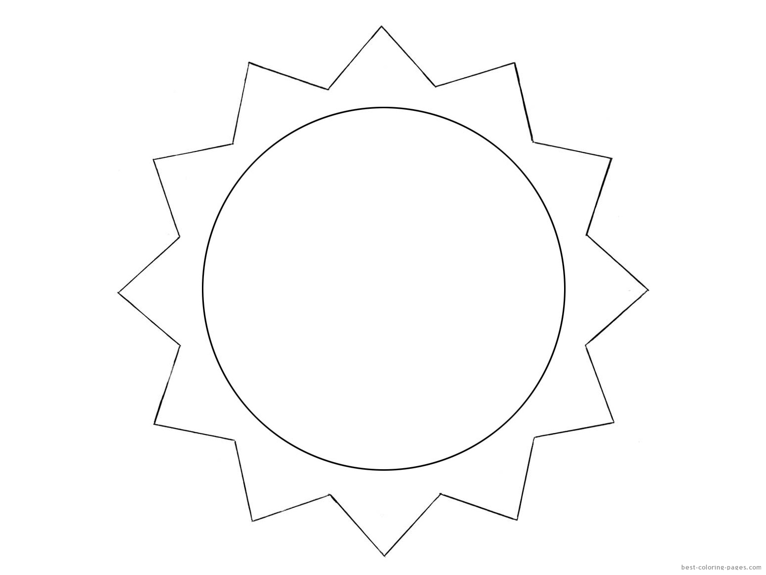 1544x1158 Sun Templates