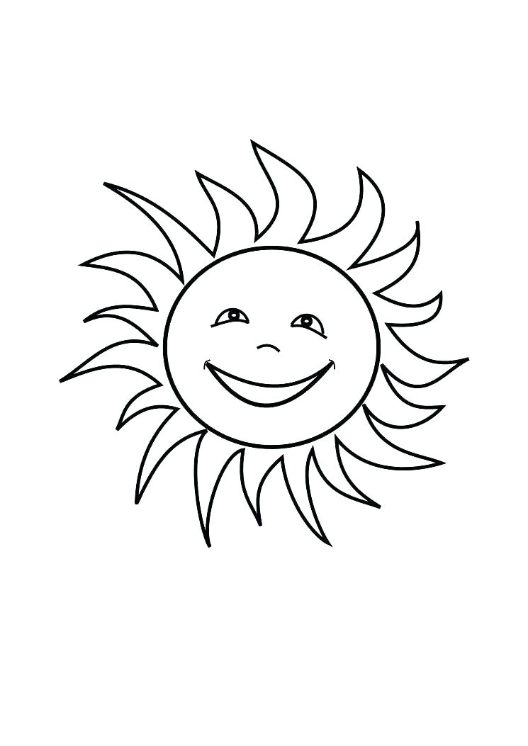 745x1053 Sun Coloring Page Colouring Pages Sun Sun Coloring Page Sun