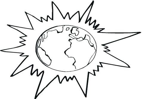 476x333 Sun Safety Coloring Pages Sun Coloring Page Sun Coloring Pages