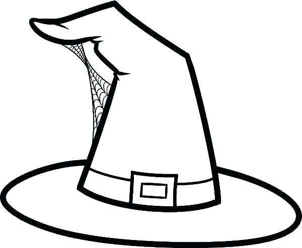 600x494 Spider Web Coloring Page Inspirational Coloring Pages Hat Image