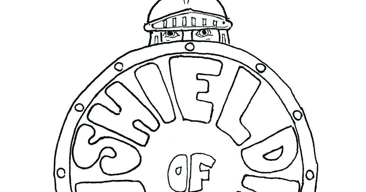 1200x630 Shield Of Faith Coloring Page Shield Of Faith Coloring Page Bible