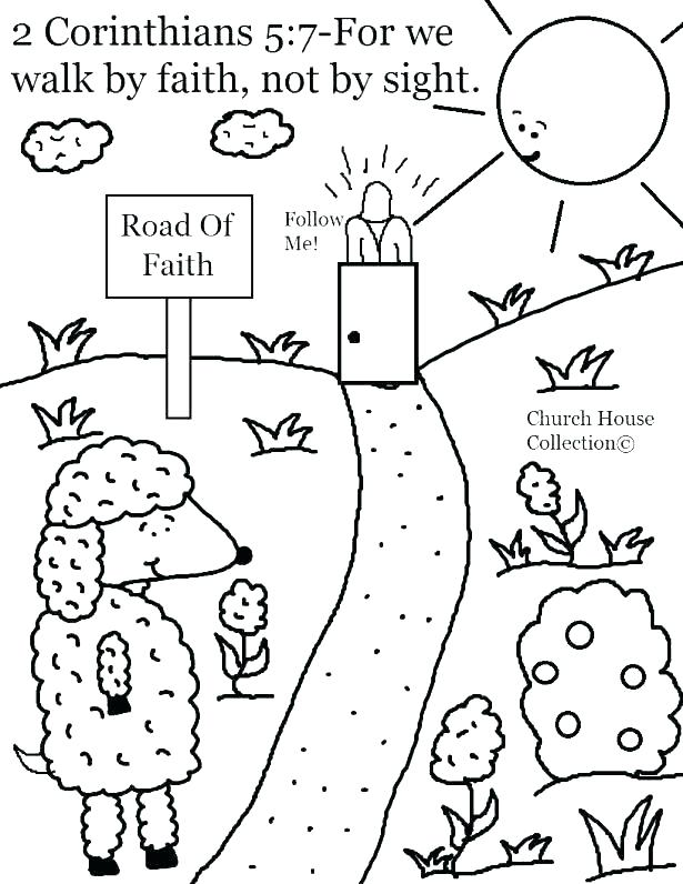 Sunday School Coloring Pages at GetDrawings com | Free for