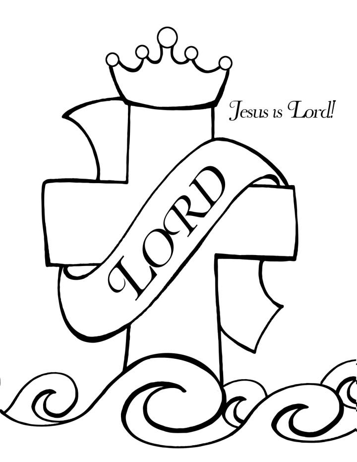 Sunday School Coloring Pages at GetDrawings.com | Free for personal ...
