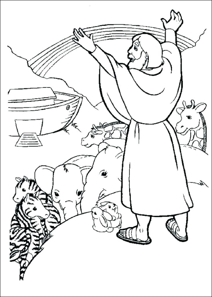 731x1024 Bible Color Pages For Preschoolers Sunday School Color Pages