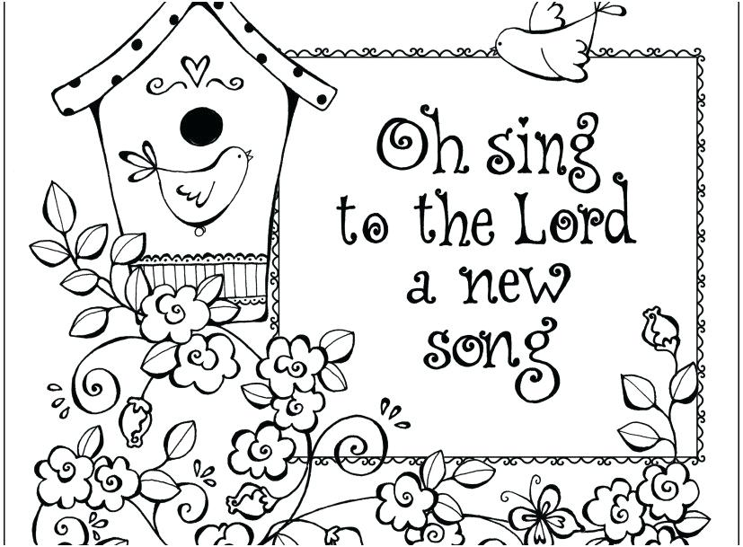 827x609 Sunday School Coloring Pages Kids