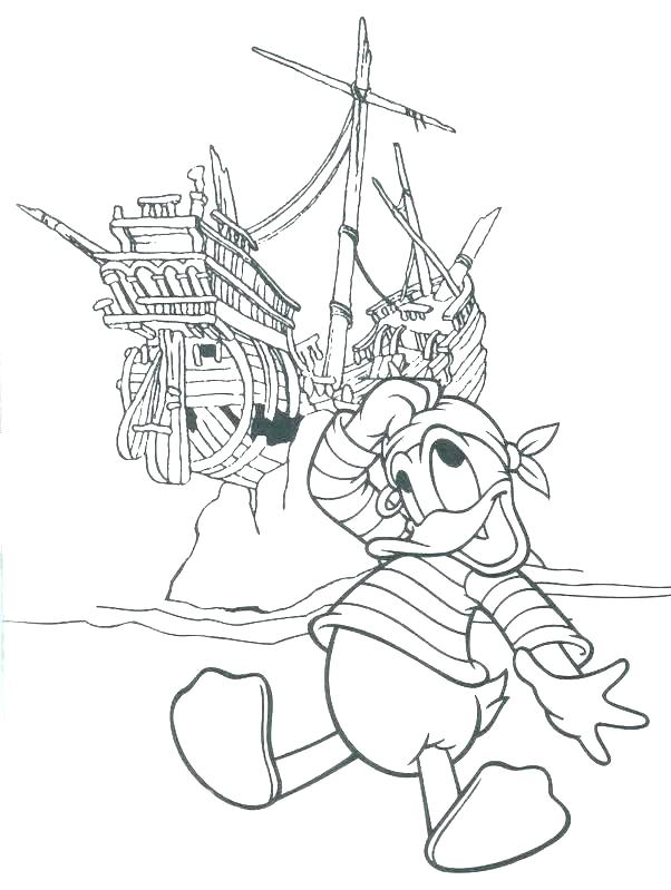 602x799 Pirate Ship Coloring Page Pirate Ship Coloring Pages Coloring Page