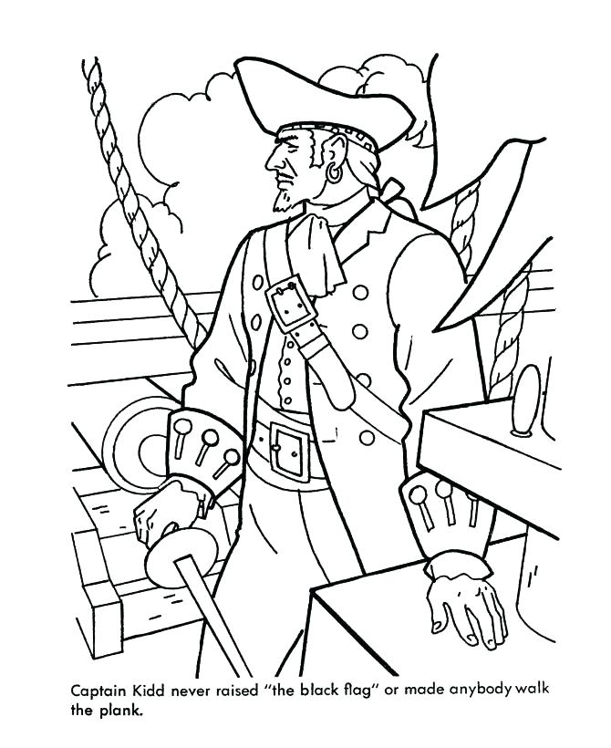 670x820 Pirate Ship Coloring Pages Big Pirate Ship Coloring Pages Boat