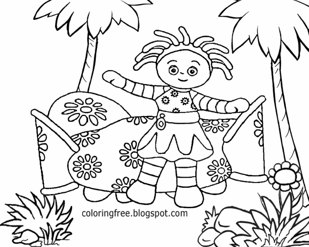 1000x800 Now Garden Coloring Pages To Print Sunny Page For Kids Seasons