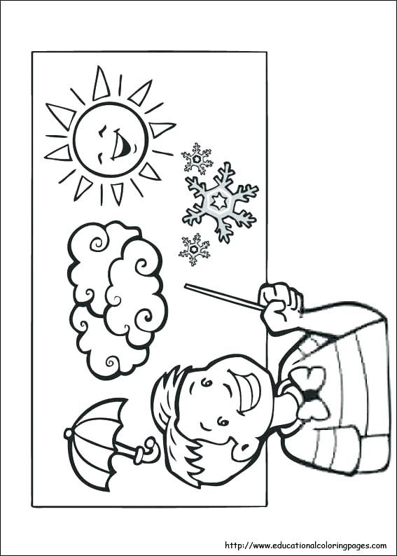 567x794 Coloring Pages Weather Coloring Pages Weather Weather Coloring