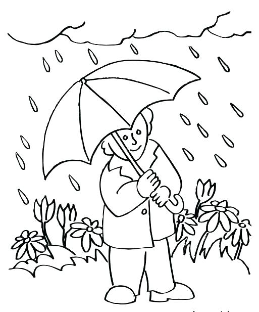 513x617 Weather Coloring Pages Weather Coloring Pages Free For Kids Sunny
