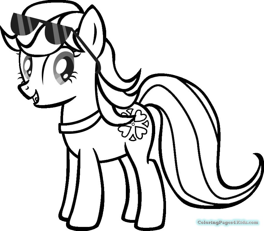 900x787 My Little Pony Coloring Pages Sunset Shimmer