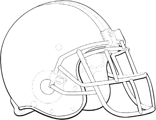 500x385 Football Field Coloring Pages Football Field Coloring Page Super