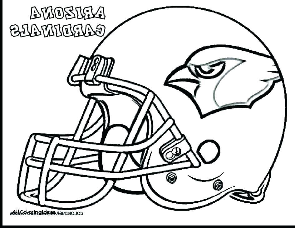 945x730 Super Bowl Coloring Sheets Design A Football Helmet Coloring Page