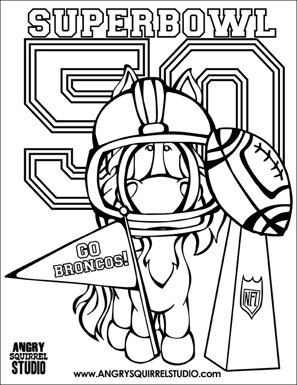 612x792 Clever Design Super Bowl Coloring Pages Free Superbowl Angry