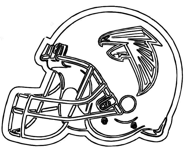 724x612 Unique Gallery Of Atlanta Falcons Printable Coloring Pages