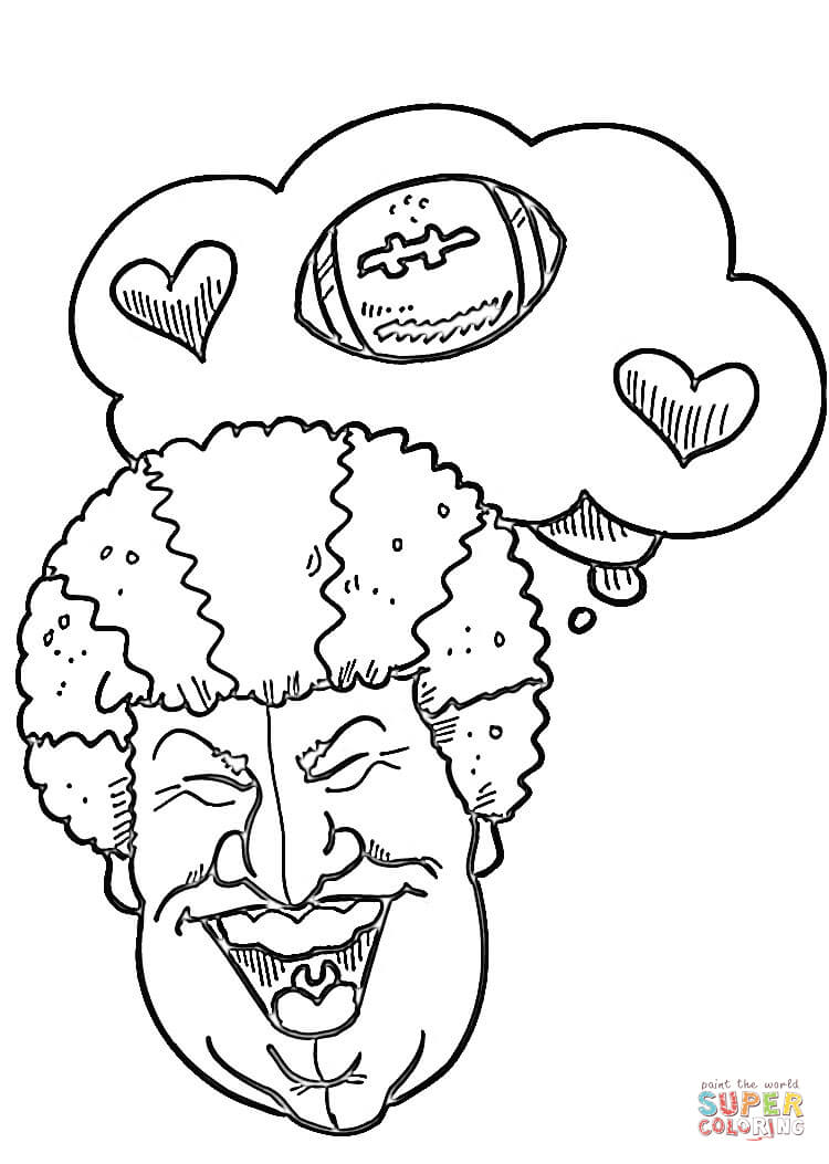 750x1053 High Tech Super Bowl Coloring Pages Sunday Pag
