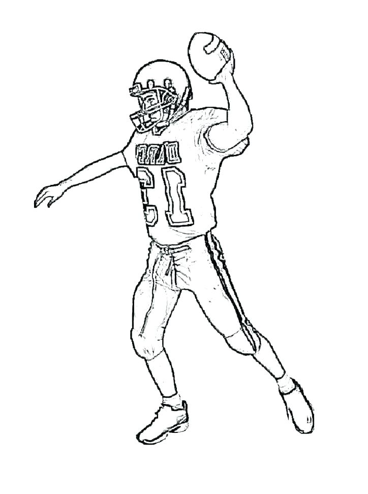 724x970 Superbowl Coloring Pages Super Bowl Coloring Pages As Collage