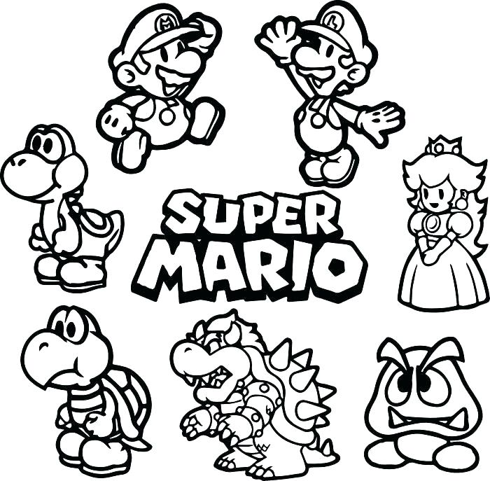 700x687 Yoshi Coloring Page Coloring Page Coloring Pages Gallery Of Super