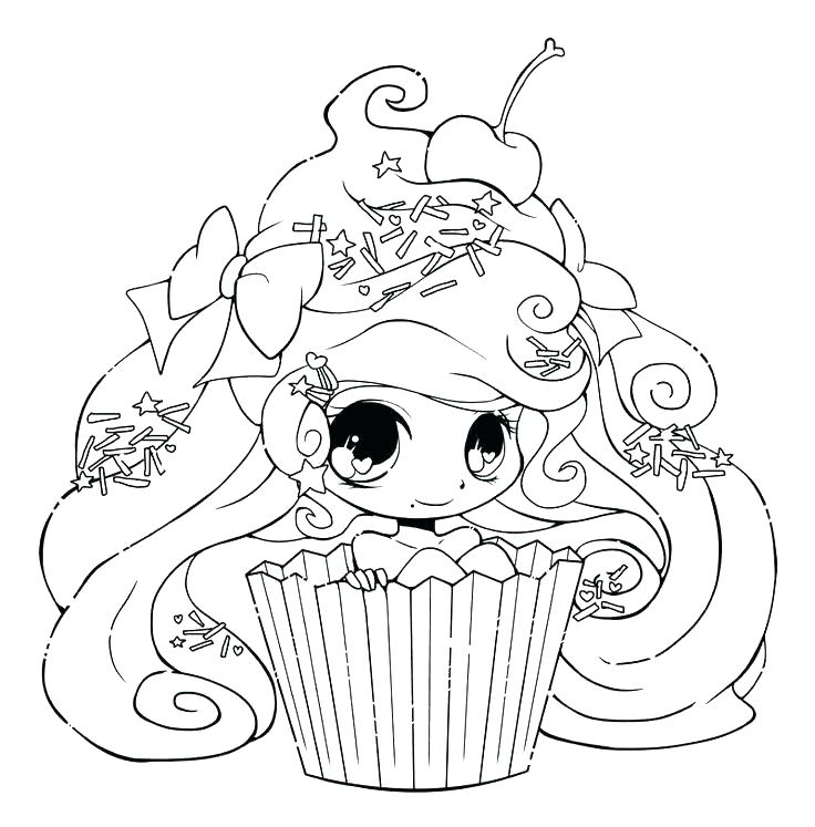 736x747 Cute Girl Coloring Pages Together With Cute Coloring Pages Cute