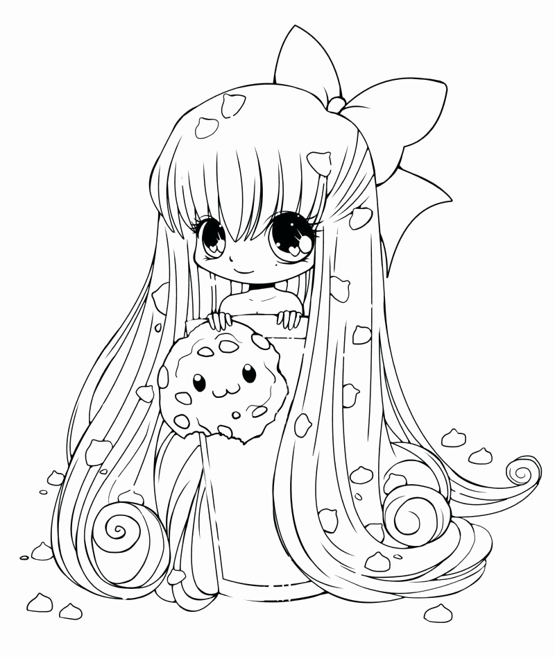 800x946 Super Cute Coloring Pages Dragoart Chibi Coloring Pages