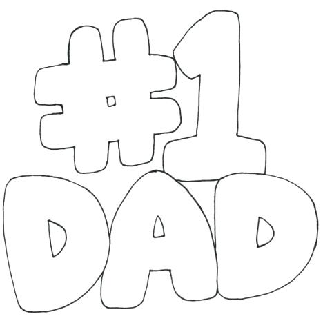 468x468 Dad Coloring Pages Fathers Day Coloring Pages For Papa