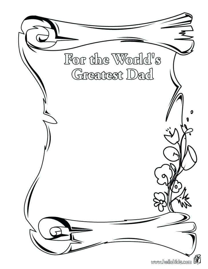 728x941 American Dad Coloring Pages Super Dad Coloring Page Dad Coloring