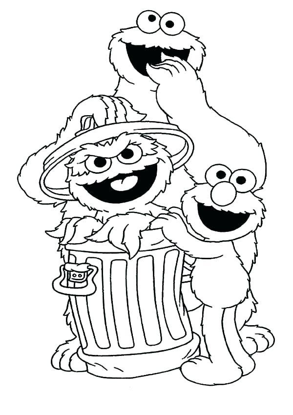 600x850 Grover Coloring Page Coloring Page Coloring Pages Sesame Street