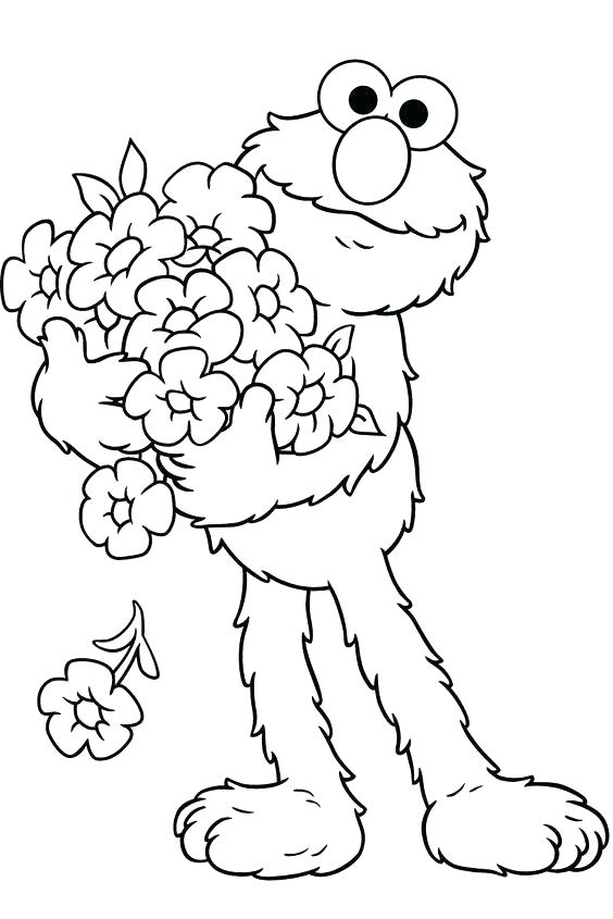 564x845 Grover Coloring Page Coloring Printable Super Grover Coloring