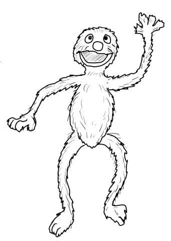 342x480 Grover Coloring Page Click To See Printable Version Of Sesame